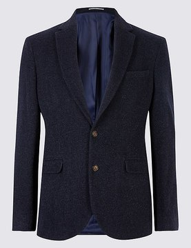 Marks and Spencer Big & Tall 2 Button Jacket