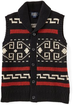 Pendleton Westerley Sweater Vest