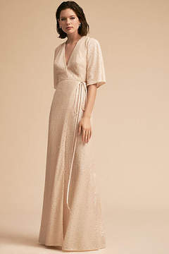 Anthropologie Jordana Wedding Guest Dress