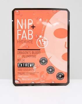 Nip + Fab Nip+Fab NIP+FAB Dragons Blood Fix Plumping Hyrdogel Mask