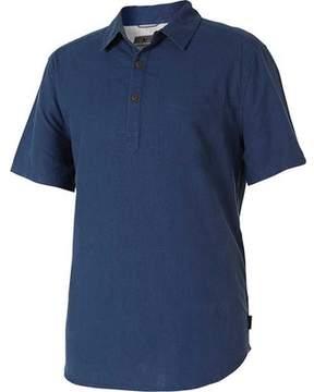 Royal Robbins Salton Sea Short Sleeve Popover Shirt (Men's)