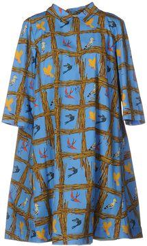 Stella Jean Short dresses