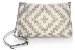 Eric Javits Geometric Crossbody Bag