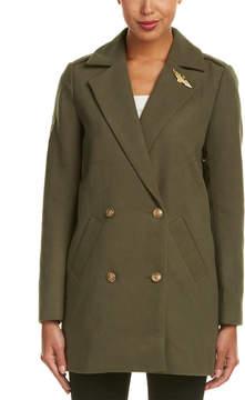 Noisy May Army Coat