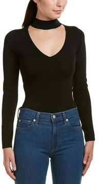 Central Park West Choker Bodysuit.