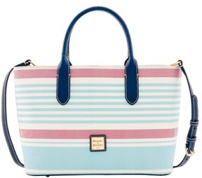 Dooney & Bourke Westerly Brielle Top Handle Bag - SKY RED - STYLE