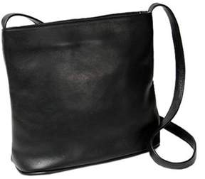 Royce Leather Women's Vaquetta Shoulder Bag.