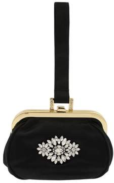 Badgley Mischka Addison Clutch - Black