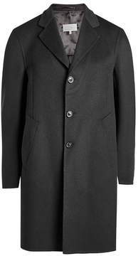 Maison Margiela Coat wth Virgin Wool and Silk