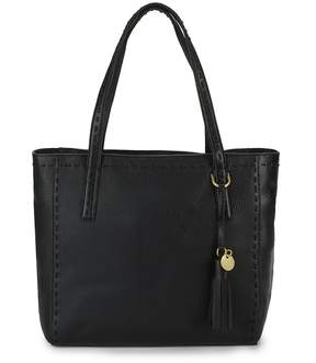 Cole Haan Women's Ivy Pic Stitch Leather Tote Bag