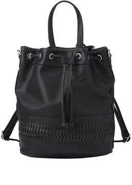 Charlotte Russe Convertible Bucket Backpack