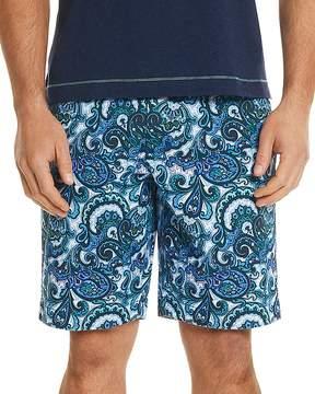 Robert Graham Baracoa Patterned Shorts