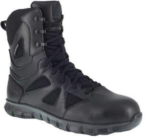 Reebok Work Men's Sublite RB8807 Cushion 8' Tactical Boot