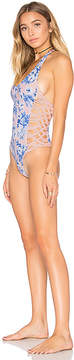 Frankie's Bikinis Frankies Bikinis Camilla One Piece
