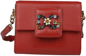 Dolce & Gabbana Millennials Mini Shoulderbag - ROSSO - STYLE