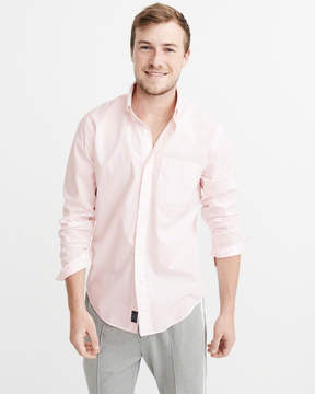 Abercrombie & Fitch Poplin Shirt
