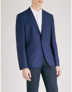 HUGO Slim-fit textured blazer