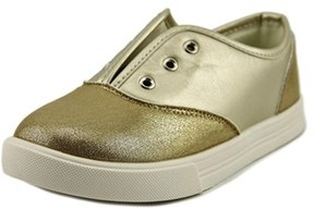 Osh Kosh Amelia-g Youth Us 12 Gold Walking Shoe.