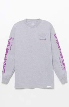 Diamond Supply Co. Mini OG Sign Long Sleeve T-Shirt