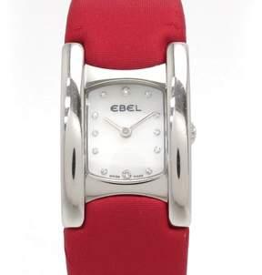 Ebel Beluga Stainless Steel & Diamond Quartz 20mm Womens Watch