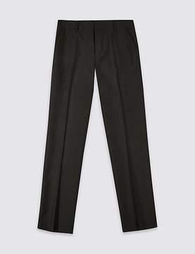 Marks and Spencer Senior Boys' Slim Leg Trousers