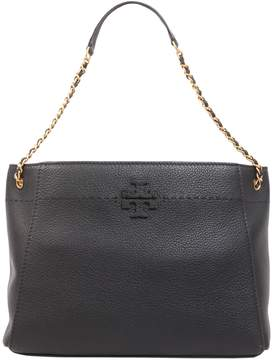 Tory Burch Mcgraw Shopping Bag - NERO - STYLE