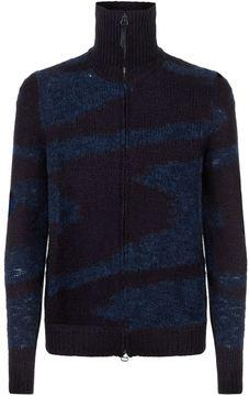 Missoni Zig Zag Knitted Sweater