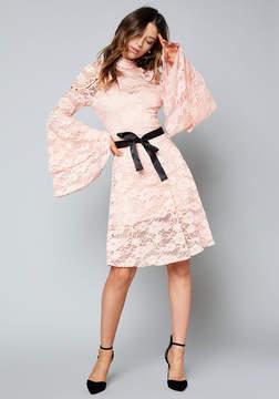 Bebe MacKenzie Lace Dress