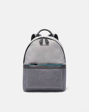 Ted Baker Twotone backpack
