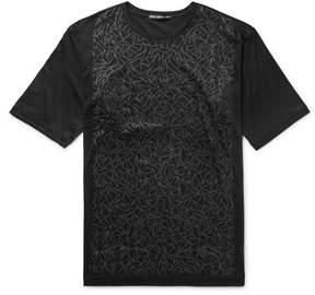 Issey Miyake Slim-Fit Printed Cotton-Jersey T-Shirt
