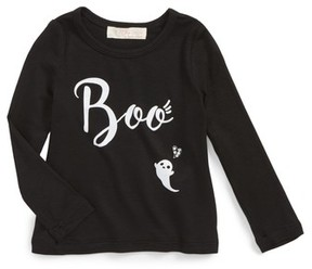 Truly Me Infant Girl's Boo Graphic Tee
