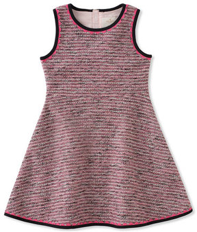 Kate Spade Girls' Knit Tweed Dress, Size 7-14