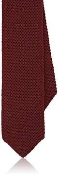 Brunello Cucinelli Men's Knit Silk Necktie
