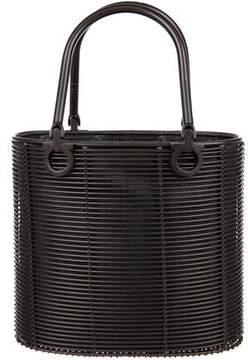 Salvatore Ferragamo Caged Gancio Handle Bag