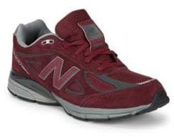 New Balance Baby's TD 990 Perforated Lace-Up Sneakers