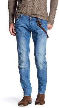 G Star 5620 Deconstructed Tapered Leg Jean