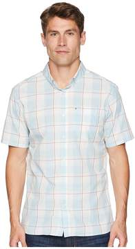 Hurley Dri-Fit Castell Short Sleeve Woven Men's Clothing