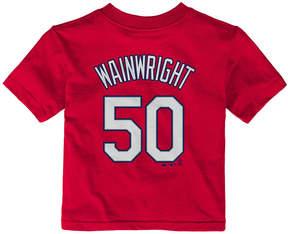 Majestic Babies' Adam Wainwright St. Louis Cardinals Player T-Shirt