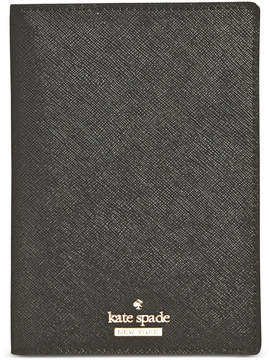 Kate Spade Travel Passport Holder - BLACK - STYLE