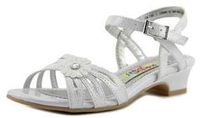 Rachel Lil Corinne Youth Us 12 White Sandals.