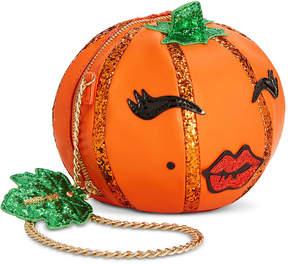 Betsey Johnson Oh My Gourd Pumpkin Crossbody