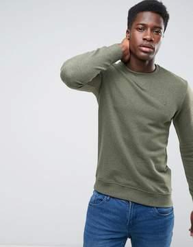 Benetton Sweatshirt In Green