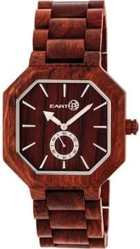 Earth Wood Acadia Bracelet Watch