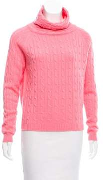 Allude Cashmere Cable Knit Sweater w/ Tags