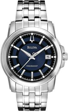 Bulova Men's Precisionist Langford Stainless Steel Watch - 96B159