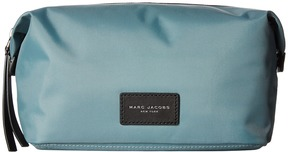 Marc Jacobs - Nylon Biker Cosmetics Large Landscape Pouch Handbags