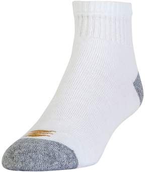 Gold Toe GOLDTOE Men's GOLDTOE 6-pack AllSport Power Sox Quarter Socks