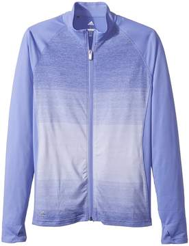 adidas Kids Rangewear Full Zip Jacket Girl's Coat