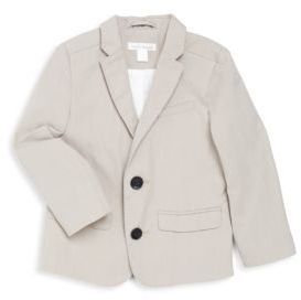 Marie Chantal Toddler's & Little Boy's Two-Button Jacket