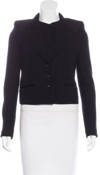 Vanessa Bruno Wool Cropped Jacket